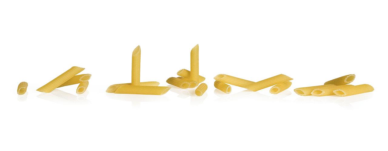 Short Cuts 73 Penne mezzani rigate